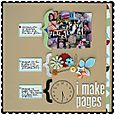 I Make Pages | Melissa Kaiserman