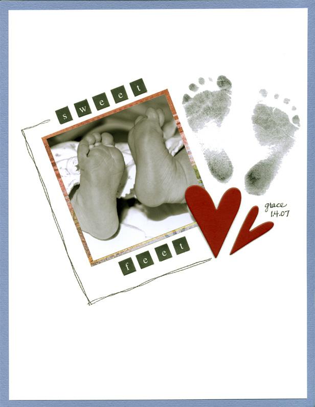 Sweet-feet