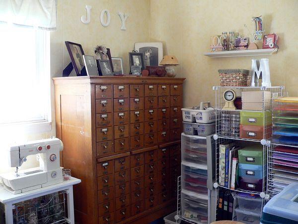 Scrap room 2005