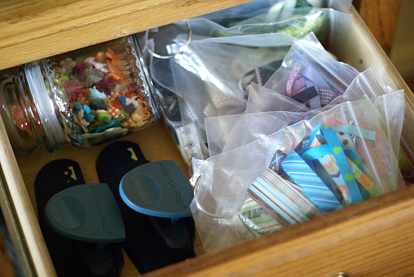 Hutch after, right drawer