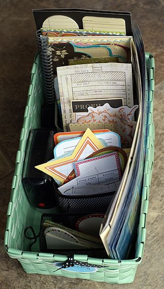 Journaling basket 2