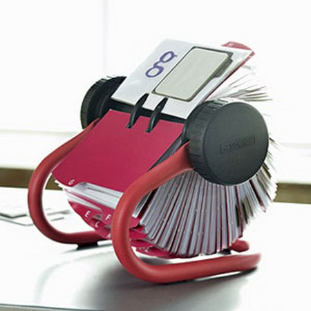 Rolodex for dies