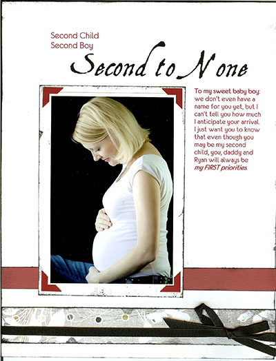 Second to None1