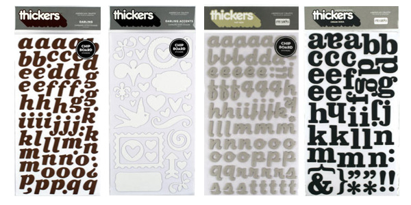 Thickers