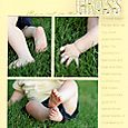 Bare Feet in the Grass | Elisha Snow