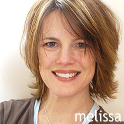 Melissa with name