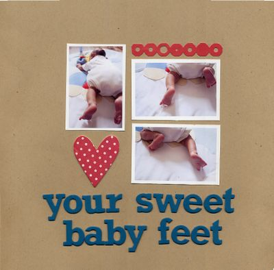 Francine Clouden_Sweet Baby Feet