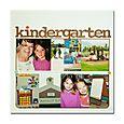 Kindergarten | Kim Morgan