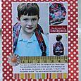 Kindergarten Backpack | Celeste Smith