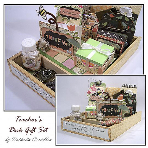Teachers Desk Gift Set