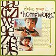 Doing Your 'Homework' | Ann Costen