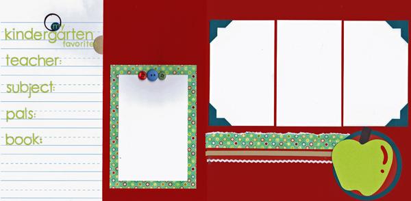 My Kindergarten Favorites_edited-2 write click scrapbook