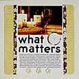 What Matters | Katrina Simeck