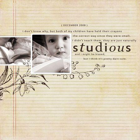 Studious-s