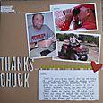 Thanks Chuck | Jen Wozab