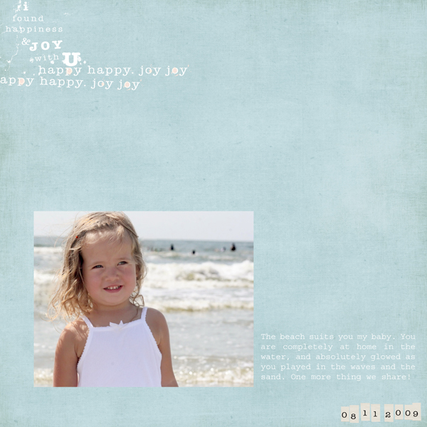 The beach suits lavender write click scrapbook