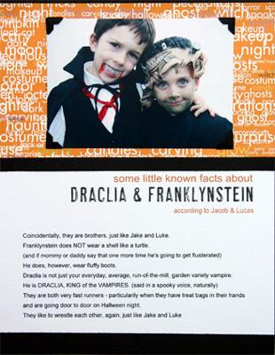 Draclia & franklynstein