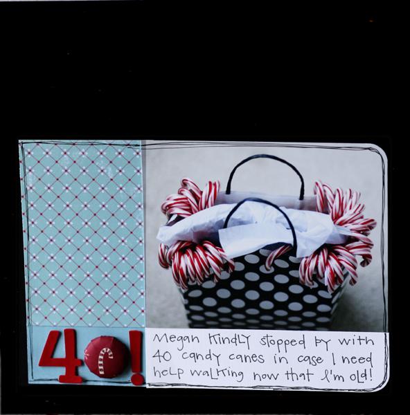 40! write click scrapboook