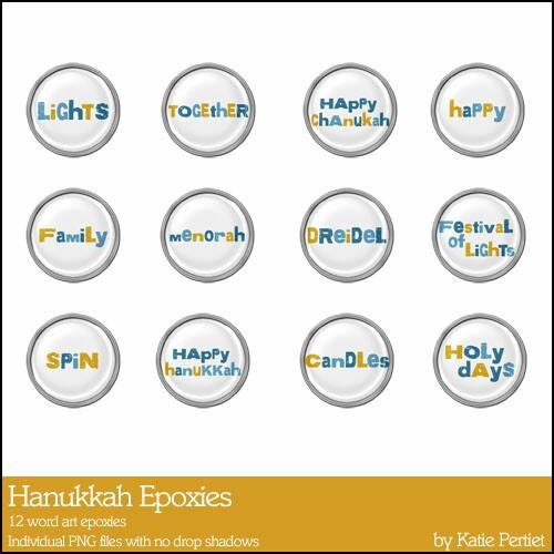 Hanukkah epoxies