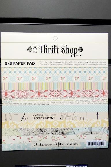 OA paper pad