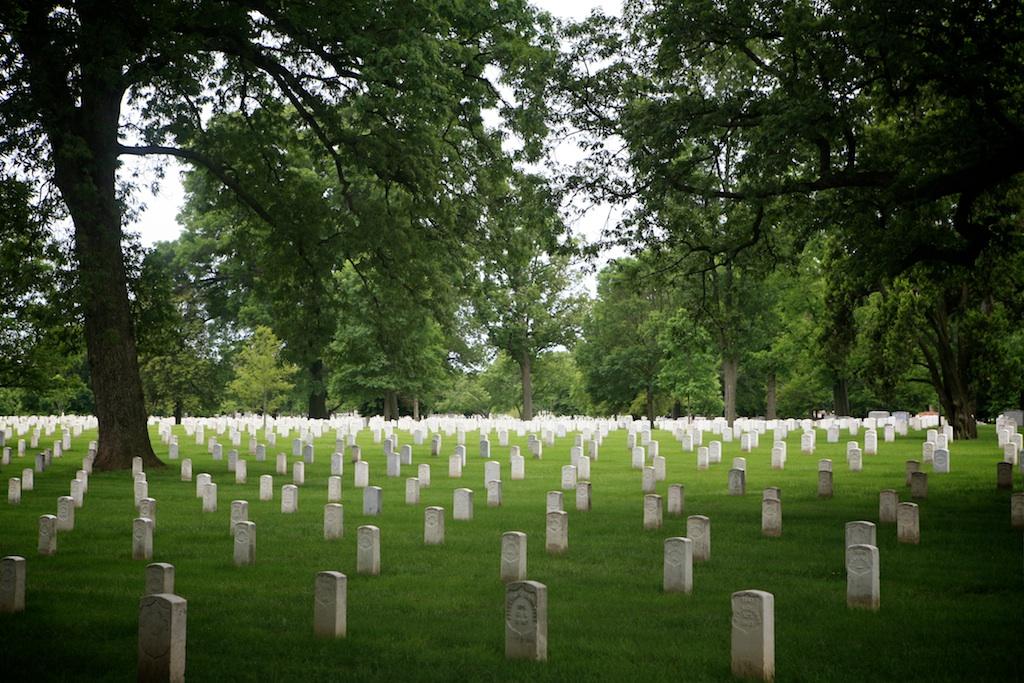 Arlington Natnl Cemetery