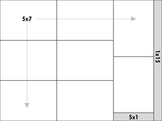 Mounting board template