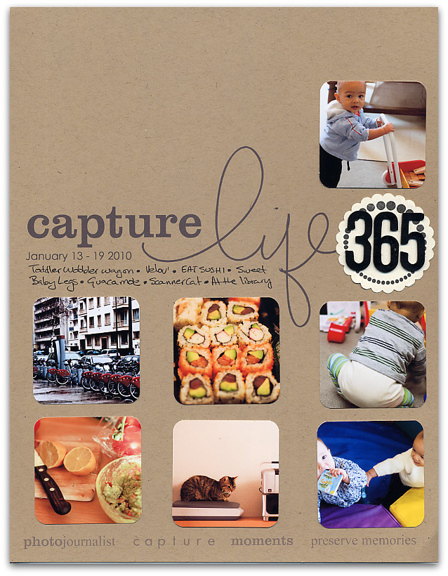 Capture Life 365