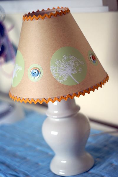 Lamp-full view