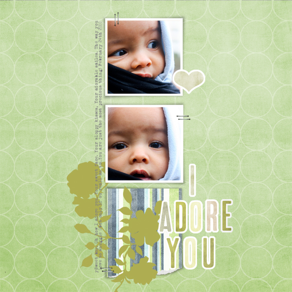 Francine Clouden_I adore you jpg