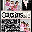 Cousins   Cheryl Overton