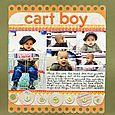 Cart Boy   Francine Clouden