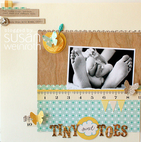 Tiny toes susan weinroth