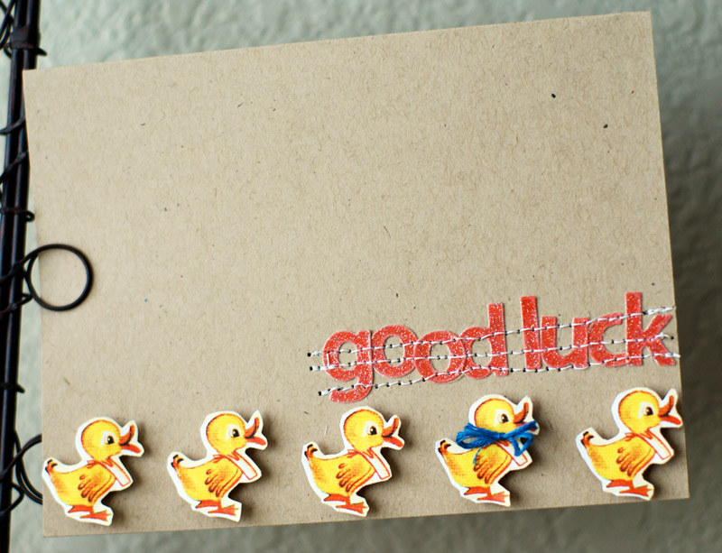 Ducks-card