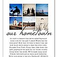 Our Hometown | Rebecca Cooper