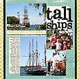 Tall Ships | Ann Costen