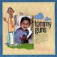 Tommy Guns | Paula Gilarde