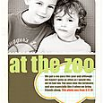 At the Zoo | Candice Palmer