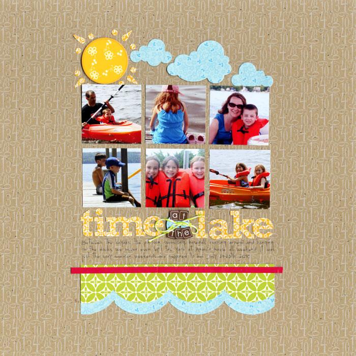 Timeatthelake