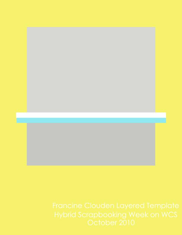 Francine Clouden Freebie Template