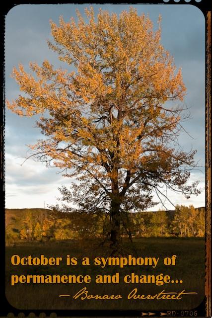 Octobermary