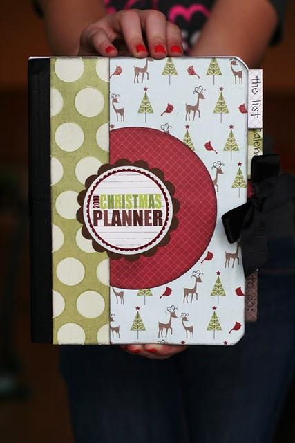 1825 Christmas planner
