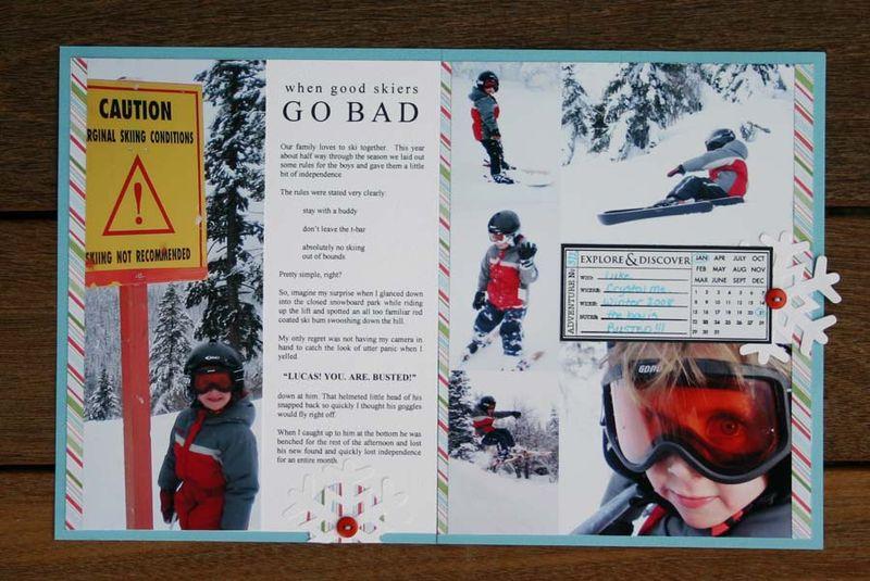 Go bad