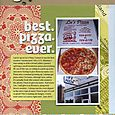 Best Pizza Ever | Erin Sweeney