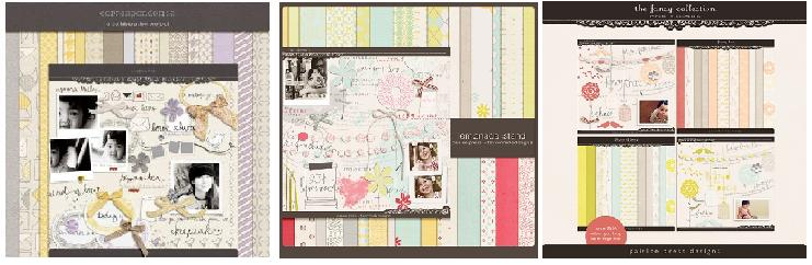 Paislee press at oscrap write click scrapbook