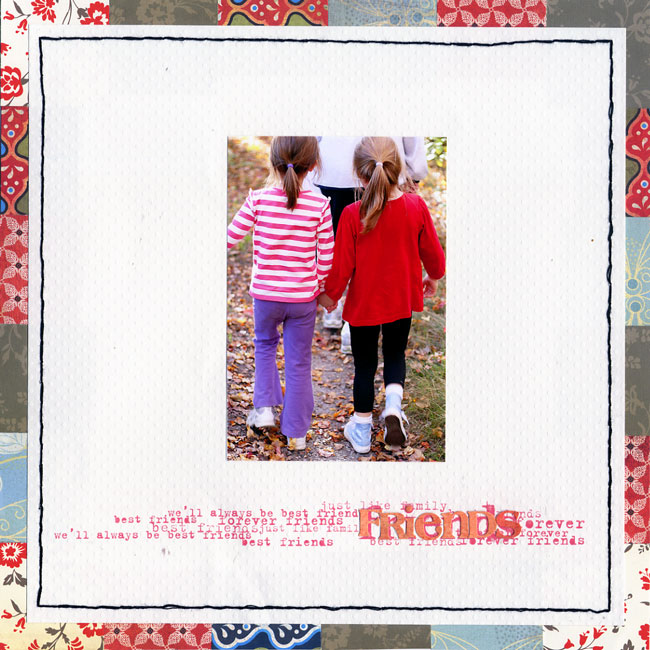 Wednesday-Paula friends