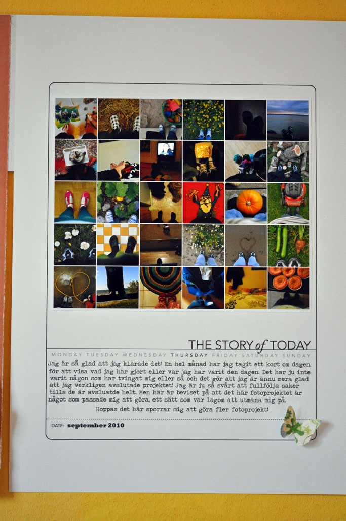 Wednesday- Lisa_the story of today