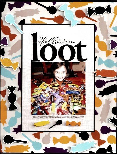 Jody - Halloween Loot