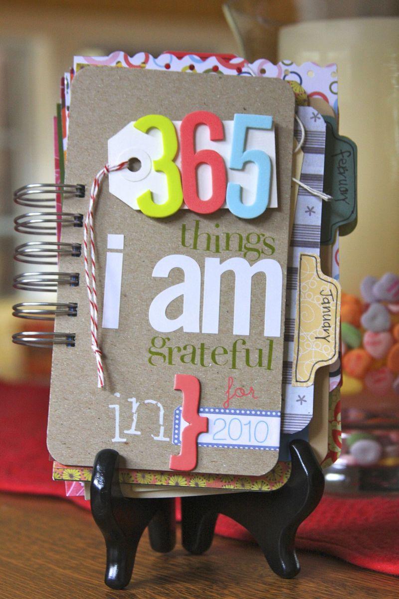 Carnet de bonheurs et gratitudes