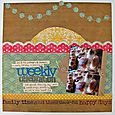 Weekly Celebration   Keshet Starr