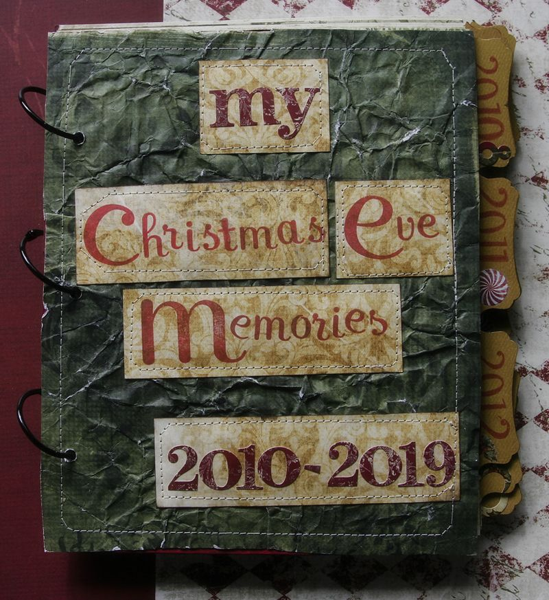 Christmas eve notebook 02